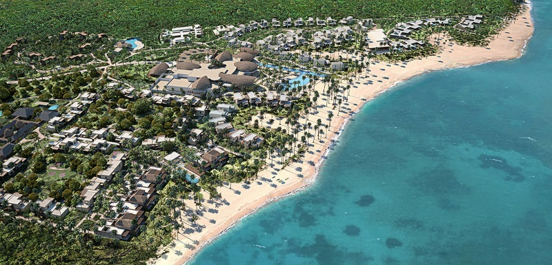 rendering of Club Med