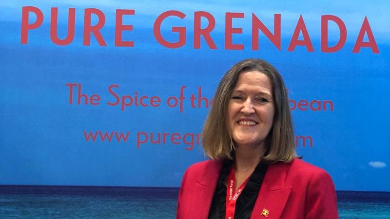 Patricia Maher Grenada Tourism Authority