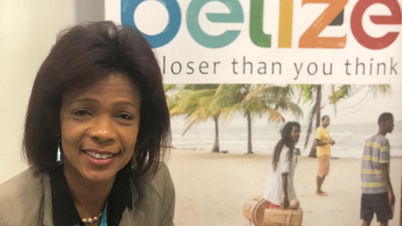 Karen Bevans Belize Tourism Board
