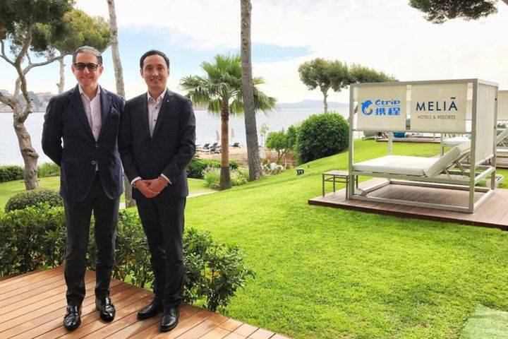 Melia Hotels, Ctrip Announce Major Agreement