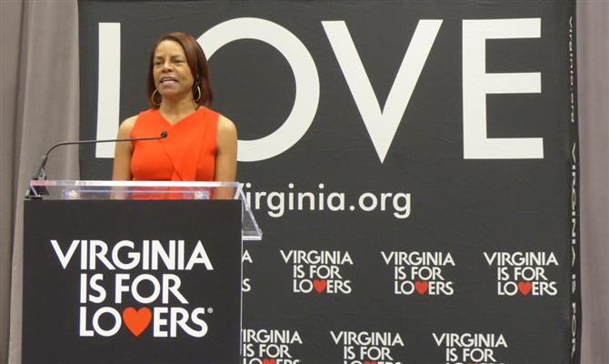 Virginia Tourism Celebrates 50 Years at IPW 2019