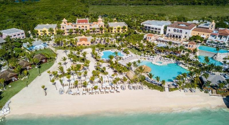 Sanctuary Cap Cana Concluded $45 Million Remodeling