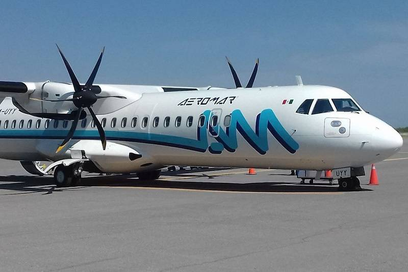 Aeromar to Offer Mexico City-Puerto Vallarta Service