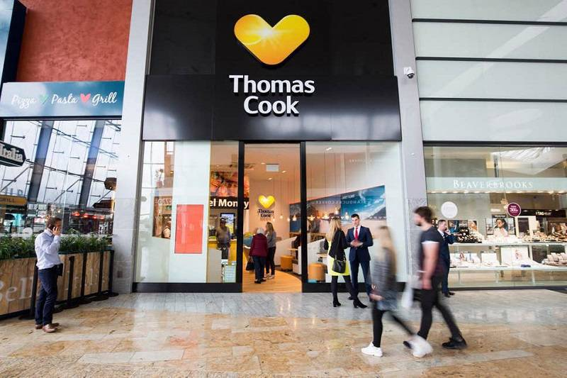 Fosun Talking to Thomas Cook about Possible Takeover Deal
