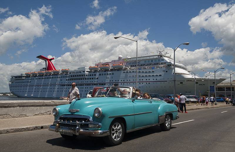 Trump Administration Bans U.S.-Cuba Cruises