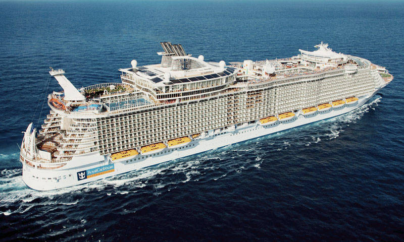Royal Caribbean's Allure of the Seas to Get $165 Million Facelift