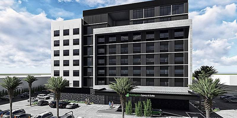 Holiday Inn Express and Suites Ensenada Centro Opens in Baja California