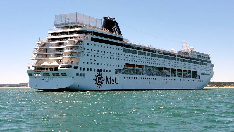 MSC Armonia Unveils New Itineraries