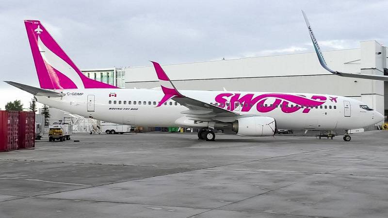 Swoop to Launch San Diego Service this Winter