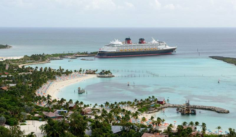 Disney Cruise Line Unveils New Private Island in the Bahamas