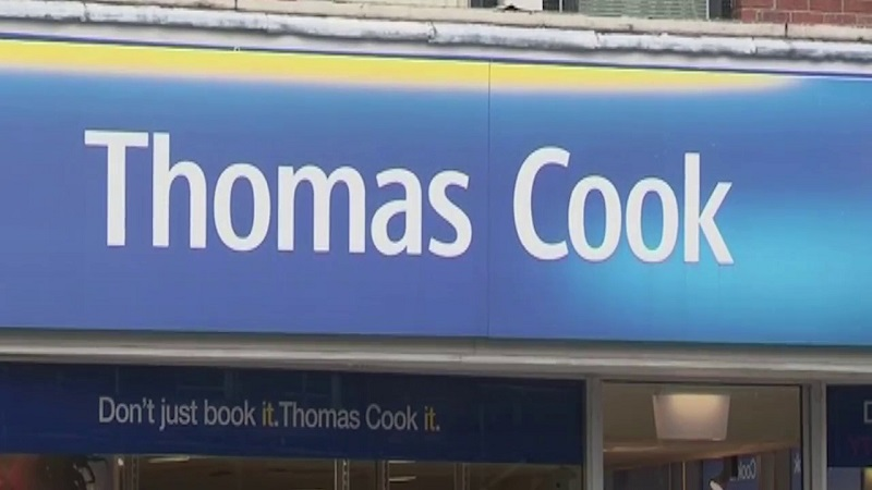 Thomas Cook Files for Bankruptcy, Leaves over 600,000 Travelers Stranded