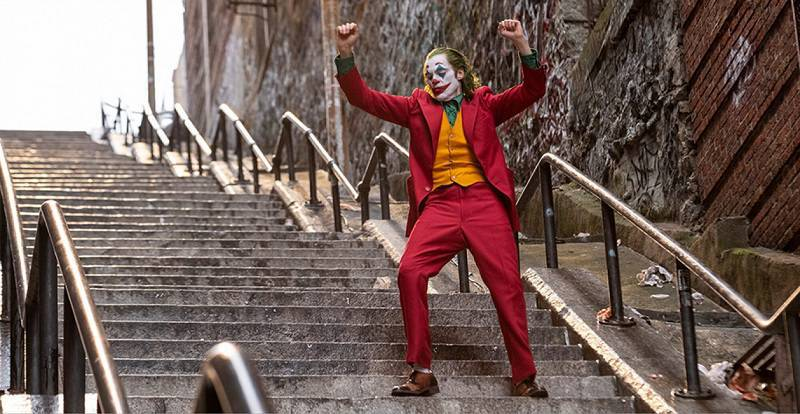 Tourism in the Bronx Gets Boosted by The Joker Stairs