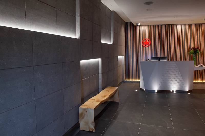 Air Canada Opens Maple Leaf Lounge Express in Toronto