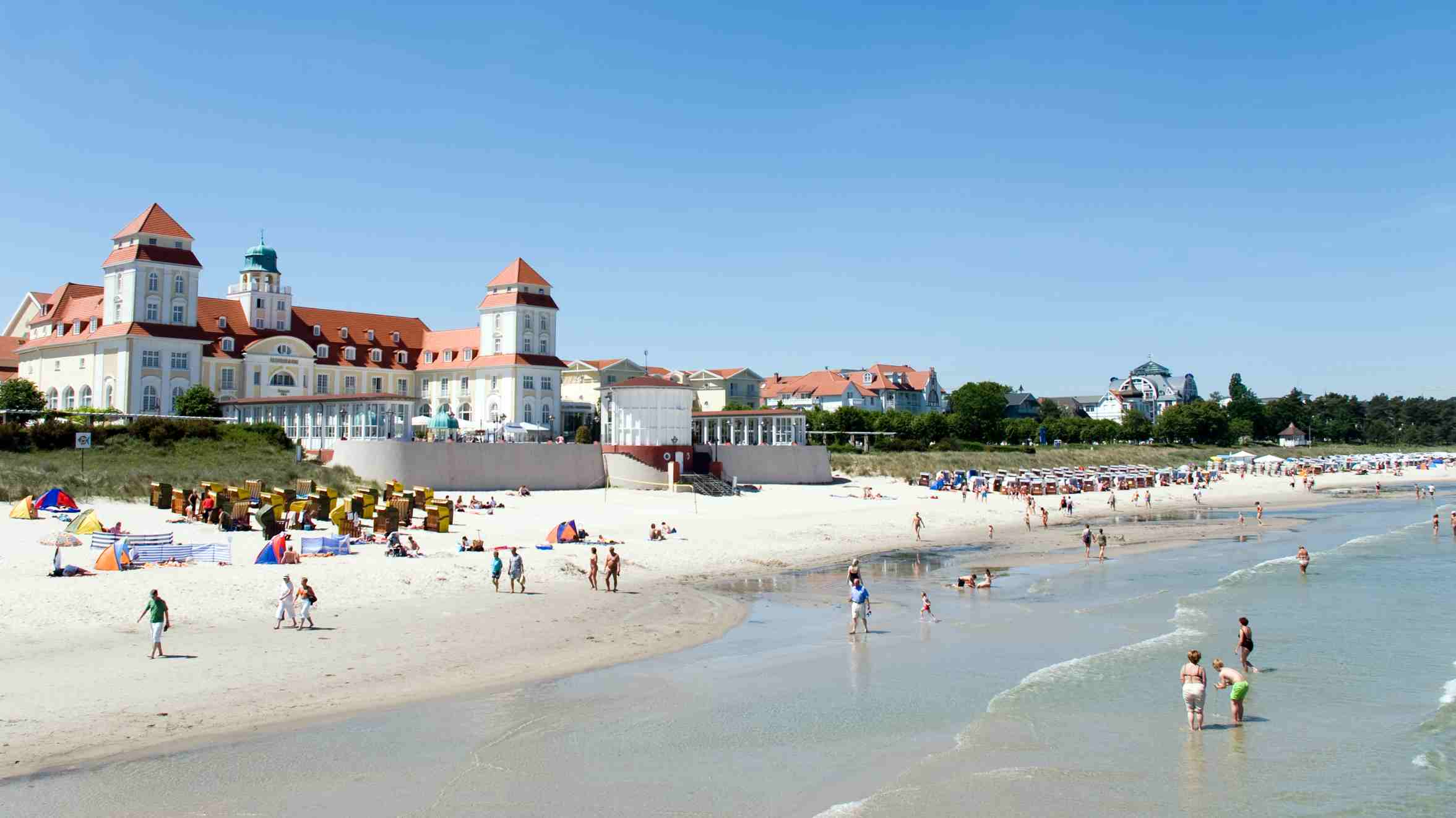 Beaches in Germany