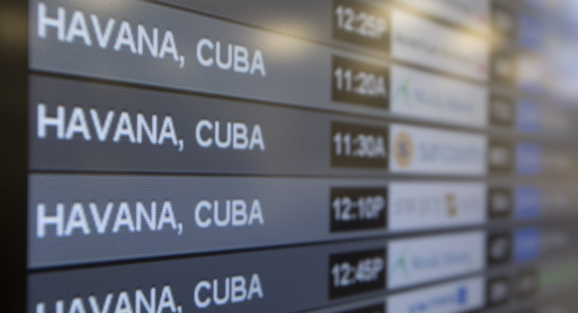 Regular Cuba Flights May Step Up the Lobby to Jettison the Travel Ban