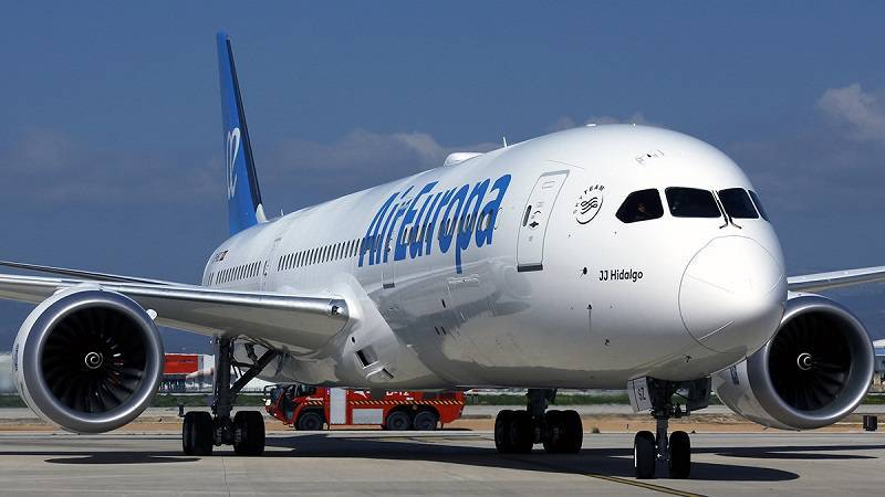 Air Europa Orders More Boeing Dreamliner Aircraft