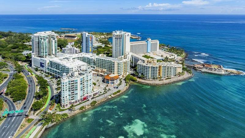San Juan's Caribe Hilton Set for Winter Reopening