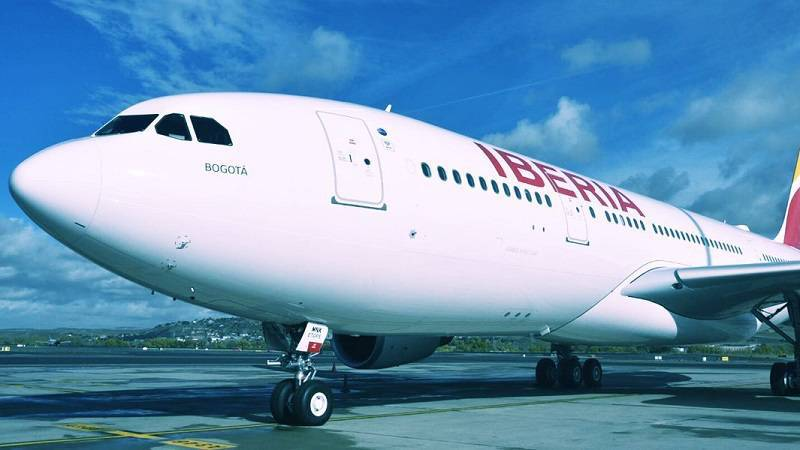 FITUR: Iberia Reveals First Airbus A350 Route