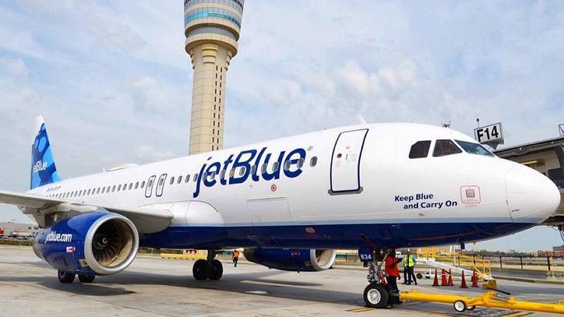 JetBlue Announces Major Network Reallocation