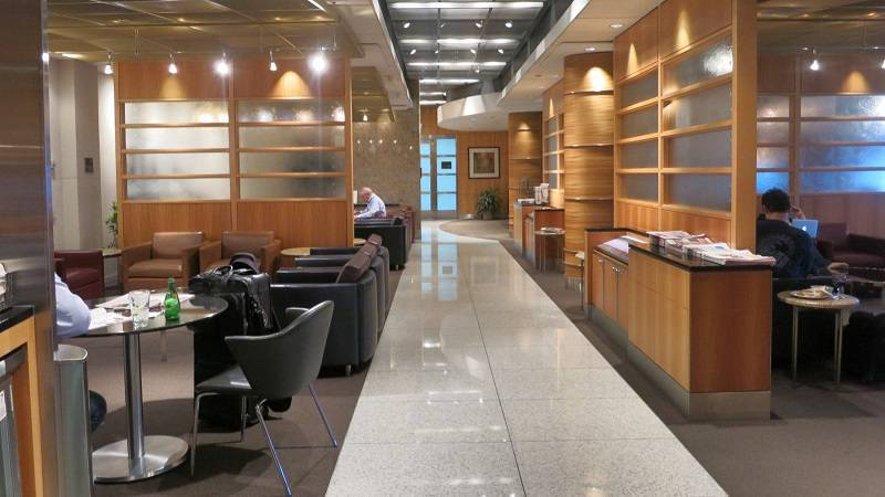 AA Unveils New Flagship Lounge at LAX