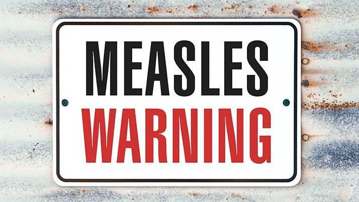 CDC Warns of Measles Outbreak in Europe   Drupal