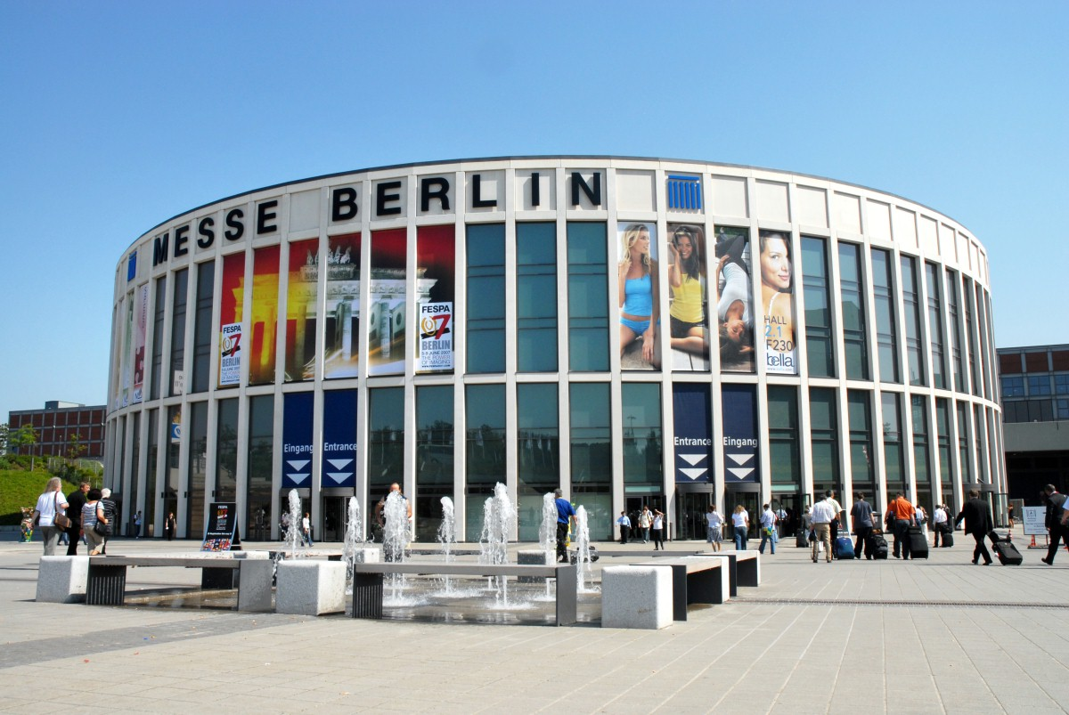 Messe Berlin Scored Big Turnover in 2015