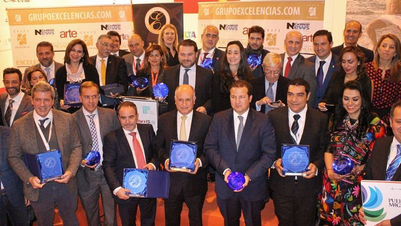 New Edition of the EXCELENCIAS AWARDS Coming to FITUR 2017