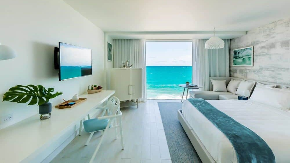 The Serafina Beach Hotel Opens in Puerto Rico