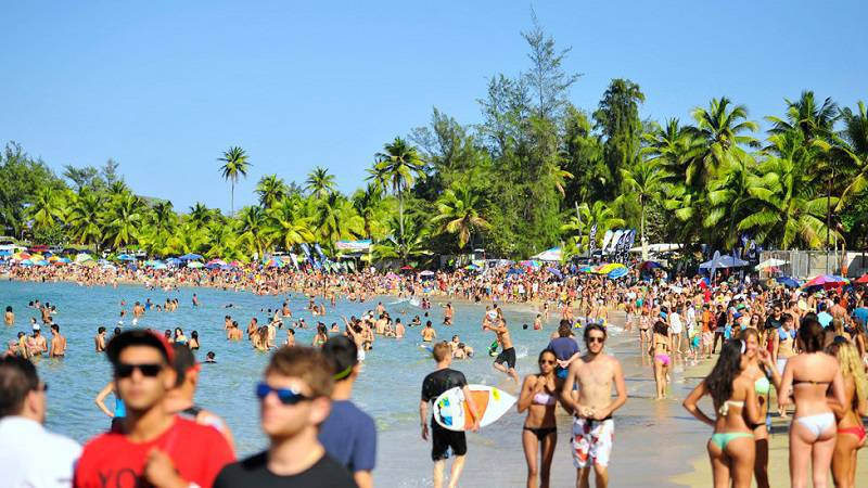 Spring Break Brings Windfall For Puerto Rico S Tourism Drupal