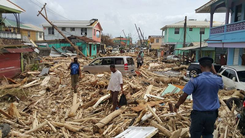 Dominica to Get US$19 Million Insurance Payout Because of Hurricane