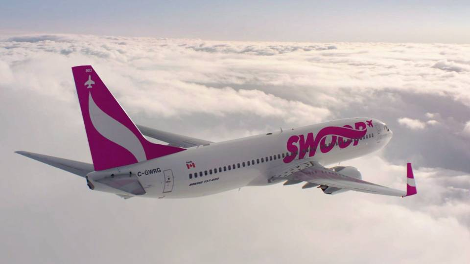Swoop to Start Montego Bay Service in December