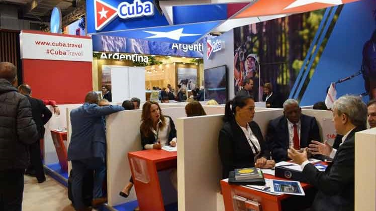 Cuba Attending TOP RESA Tourism Fair in France