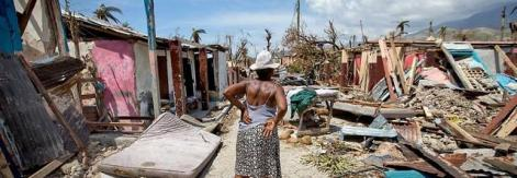 UNWTO Saddened by Hurricane Matthew's Aftermath in the Caribbean