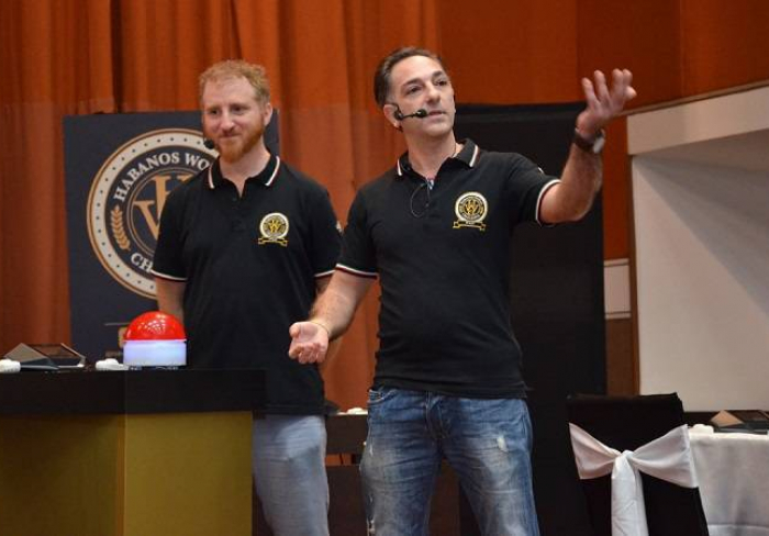 Habanos World Challenge II winners