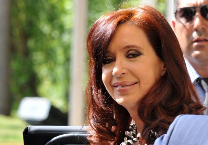 Argentine President Slams Banks' Speculative Practices