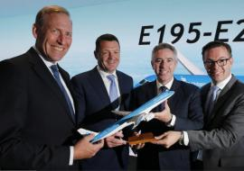 KLM Cityhopper executives and Brazilian authorities