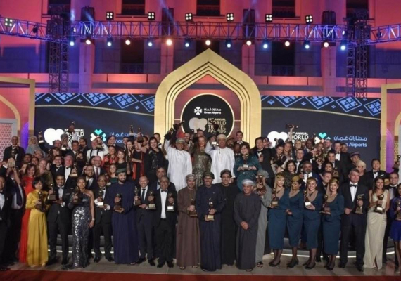 World Travel Awards Grand Final Winners Announced in Oman