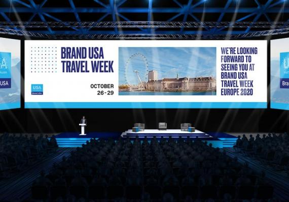 Brand USA Global Marketplace Europe 2020