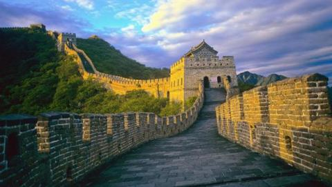 The Great Wall of China Now in Harm's Way