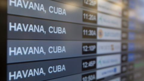 If All Restrictions Were Lifted, Flights to Cuba Could Drop 50 Percent