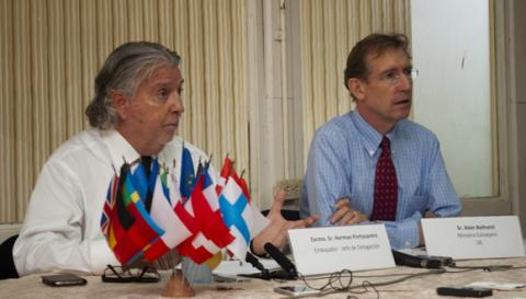 EU Interested in Branching Out Trade with Cuba