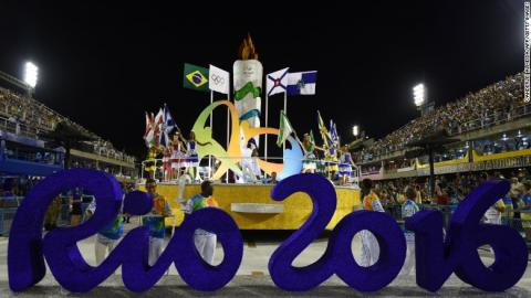 Over Half a Million Tourists to Visit Rio during the Olympic Games