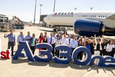 Delta Air Lines Gets First Airbus A330-900 Aircraft