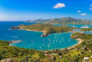 Americans Lead the Pack of Tourist Arrivals in Antigua & Barbuda