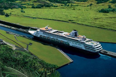 Holland America Line Unveils Panama Canal Cruises