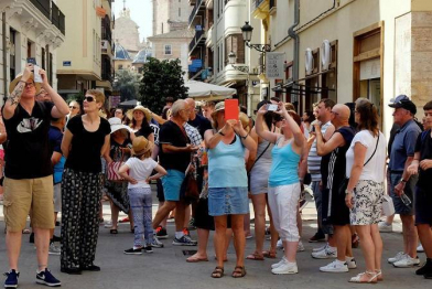 Spain Continues to Be the Most Sought-After Travel Destination among Britons