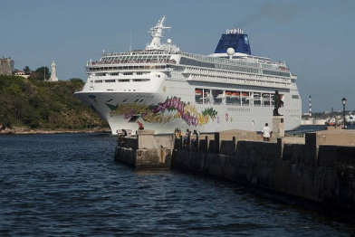 USVI Working with Cruise Lines as Ships Move from Cuba