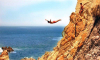 Cliff Divers Put on a Risky Show for Tourists in Acapulco